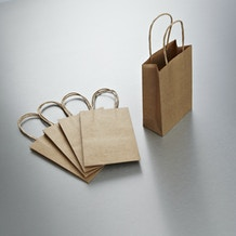 Papermania Kraft Gift Bag