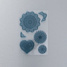 Rico Designs Silicone Stamp Doilies