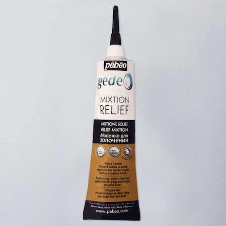 Pebeo Gedeo Relief Gilding Paste 37ml | Cass Art