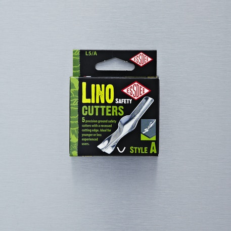 Essdee Lino Safety Cutters Box of 5 | Cass Art