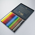 Faber-Castell Polychromos Artist Assorted Tin Set of 24