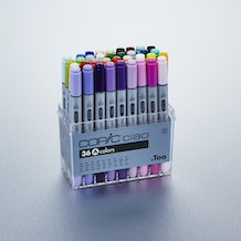 Copic Ciao Markers Set A Set of 36
