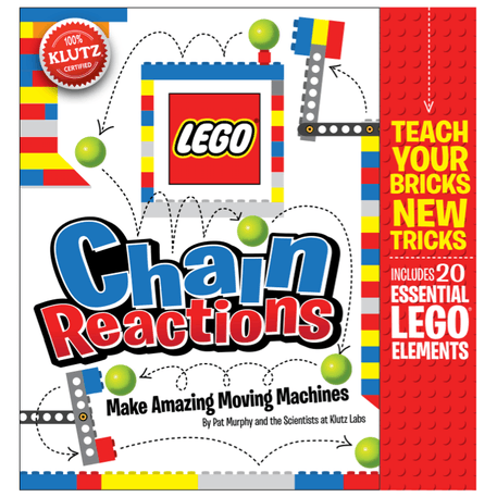 Klutz Lego Chain Reactions | Cass Art