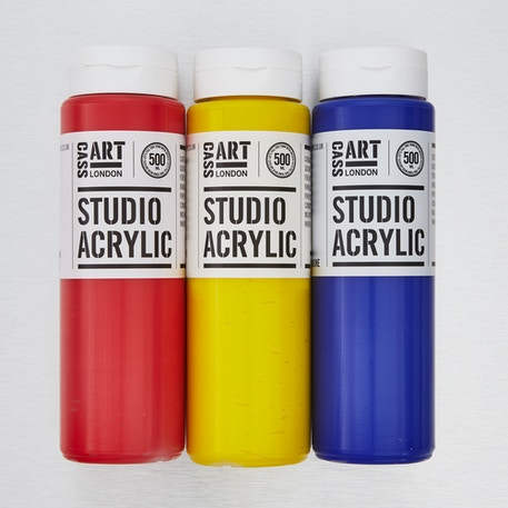 Cass Art Acrylic Paint | Cass Art