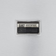 Cass Art Soft Pastels Full Black and White Set of 2