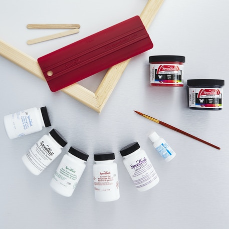 Speedball Intermediate Screen Printing Kit | Cass Art