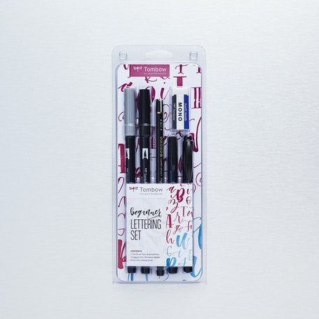 Tombow Beginner Lettering Set | Cass Art