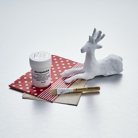 Decopatch Reindeer Kit | Cass Art