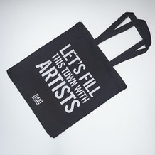 Cass Art Tote Bag Canvas
