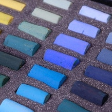 Unison Pastel Half Stick Starter Colours Set of 63
