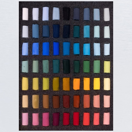 Unison Pastel Half Stick Starter Colours Set of 63 | Cass Art