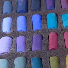 Unison Half Stick Pastel Set of 120