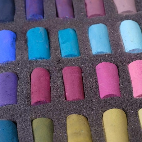 Unison Half Stick Pastel Set of 120 | Cass Art