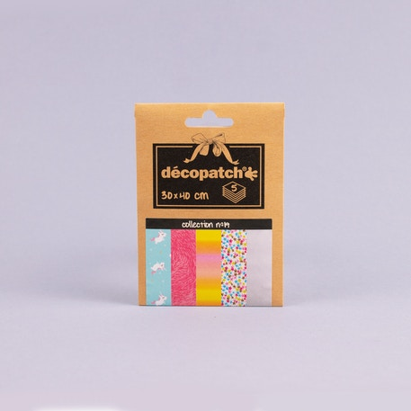 Decopatch Pocket Papers Collection No. 19 | Cass Art