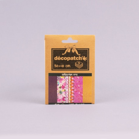 Decopatch Pocket Papers Collection No. 5 | Cass Art