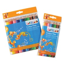 Derwent Lakeland Colourthin Pencils Set of 24
