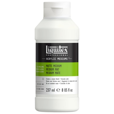Liquitex Professional Matte Medium | Cass Art