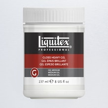 Liquitex Professional Gloss Heavy Gel 237ml