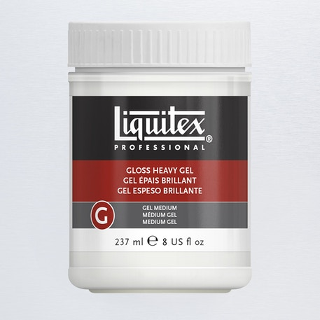 Liquitex Professional Gloss Heavy Gel 237ml | Cass Art