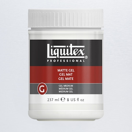 Liquitex Professional Matte Gel 237ml | Cass Art