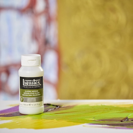 Liquitex Professional Gloss Fluid Medium & Varnish | Cass Art