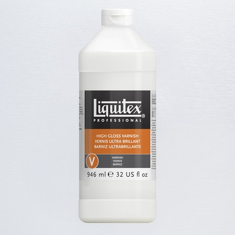Liquitex Professional Varnish | Cass Art