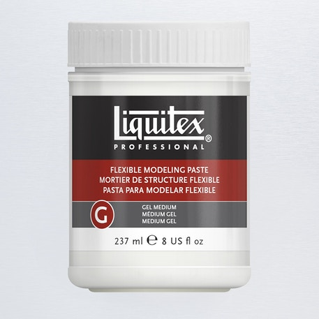 Liquitex Professional Flexible Modeling Paste 237ml | Cass Art