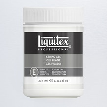 Liquitex Texture Gel Medium 237ml String Gel