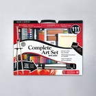 Daler Rowney Simply Complete Art Set of 111
