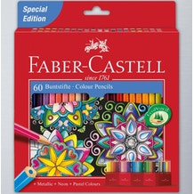 Faber-Castell Classic Pencils Set of 60