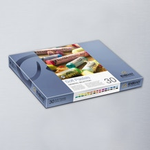 Rembrandt Soft Pastels Full Length Set of 30