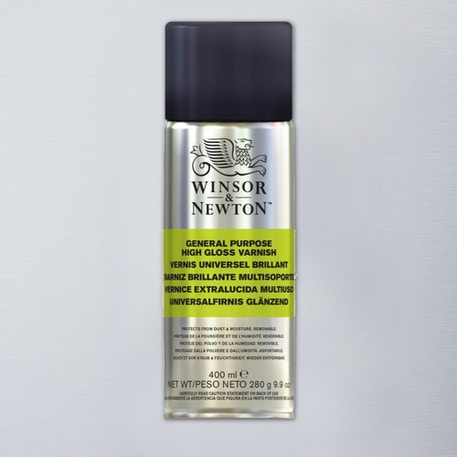 Winsor & Newton All Purpose Varnish 400ml | Professional Varnish | Cass Art