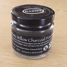 Coates Charcoal powder 125ml