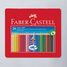 Faber-Castell Grip 2001 Pencil Tin Set of 24