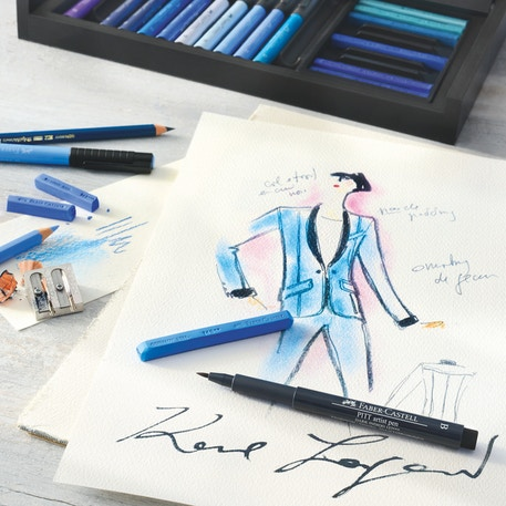 Faber-Castell KARLBOX Limited-Edition Collection of the Finest Drawing Tools   Cass Art