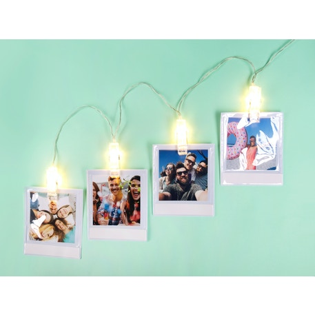 Polaroid String Lights | Cass Art