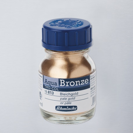 Schmincke Aqua Bronze 20ml | Cass Art