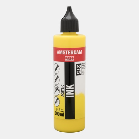 Amsterdam Acrylic Ink Bottle 100ml | Cass Art