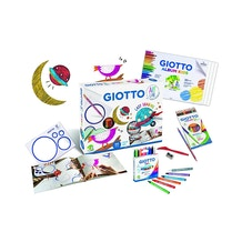 Giotto Art Lab Easy Drawing Set