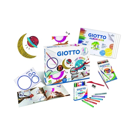Giotto Art Lab Easy Drawing Set | Cass Art