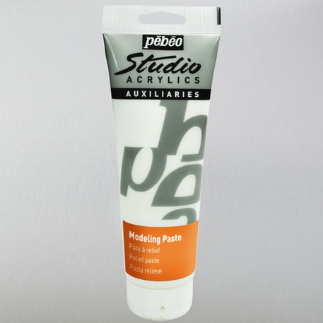 Pebeo Modelling Paste 250ml | Cass Art