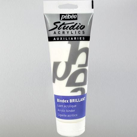 Pebeo Bindex Studio Medium 250ml | Cass Art