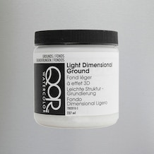 QoR Light Watercolour Ground 237ml