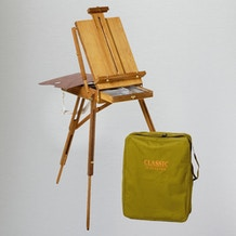 Jullian Full Size Sketch Box Easel including Carrying Bag