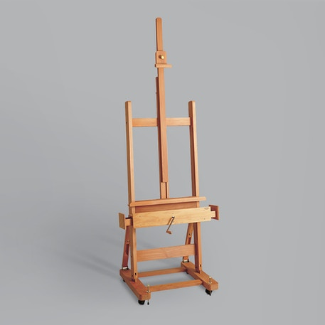 Mabef M04 Master Artist Studio Easel | Professional Easels | Cass Art