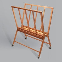Mabef M40 Folding Giant Print Rack