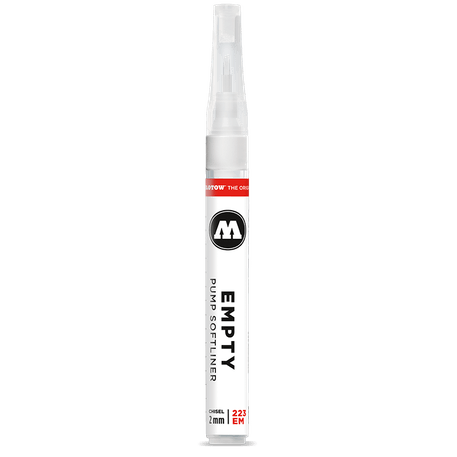 Molotow ONE4ALL Empty Pump Softliner | Cass Art