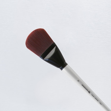 Daler Rowney Graduate Xl Stiff Synthetic Filbert Brush | Cass Art