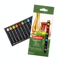 Derwent Academy Oil Pastels Set of 12