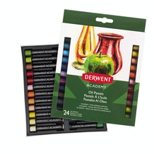 Derwent Academy Oil Pastels Set of 24